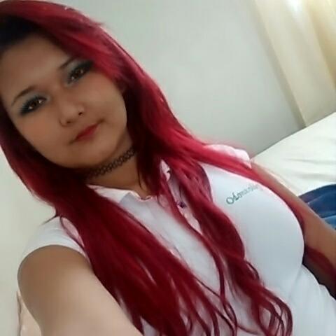 Vazou no Whatsapp  Paula gostosinha do cabelo vermelho