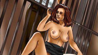 Hannibal tarado – Desenhos de sexo