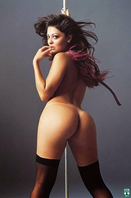 Juliana Paes muito gostosa pelada na playboy e Vídeos