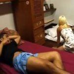 Novinha dando para irmão do seu namorado em video porno de incesto