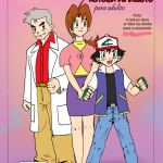 Incesto com à mamãe - Pokémon Hentai
