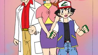 Incesto com à mamãe – Pokémon Hentai