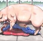 Hentai zoofilia com animais