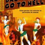 Garotas malvadas putas no inferno - Desenhos de sexo