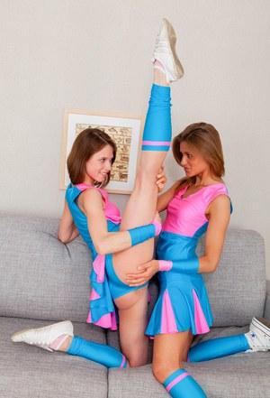 Cheerleader nudes - Fotos com Líder de torcidas (23)