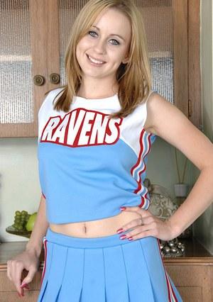 Cheerleader nudes - Fotos com Líder de torcidas (29)