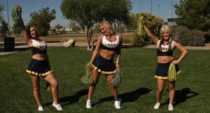 Cheerleader nudes - Fotos com Líder de torcidas (9)